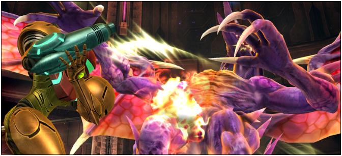 How to train a Samus amiibo in Super Smash Bros. 4
