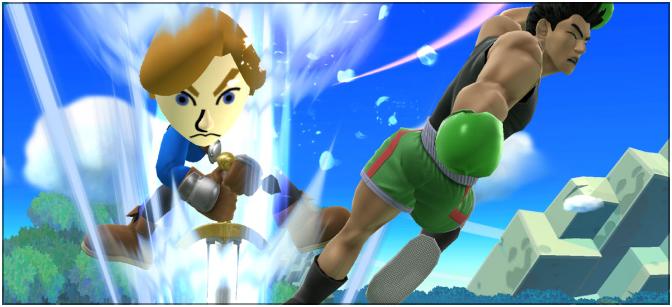 How to train a Mii Swordfighter amiibo in Super Smash Bros. 4