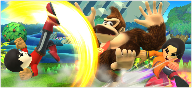 How to train a Mii Brawler amiibo in Super Smash Bros. 4