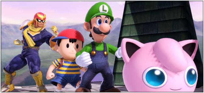 Super Smash Bros. Unlockables List