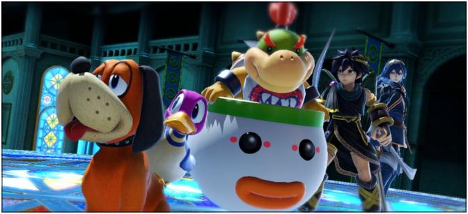 Super Smash Bros. for Nintendo 3DS Unlockables List