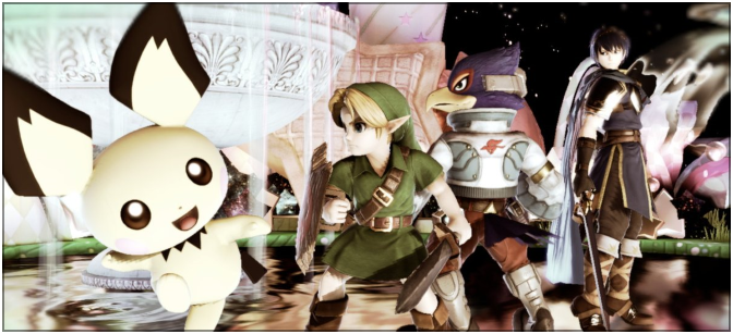 Super Smash Bros. Melee Unlockables List