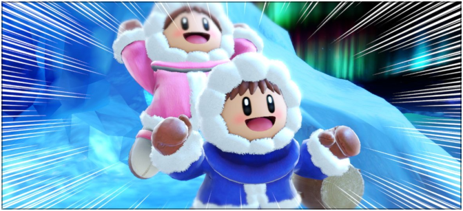 How to train an Ice Climbers amiibo in Super Smash Bros. Ultimate