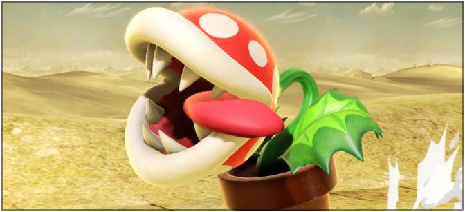 How to train a Piranha Plant amiibo in Super Smash Bros. Ultimate