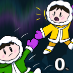15 Minute Sketch - Ice Climbers (2019)