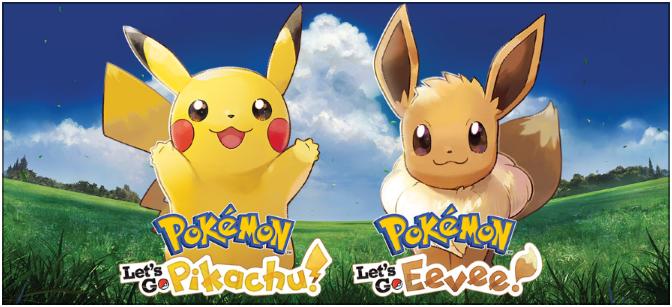 Review: Pokémon Let's Go, Pikachu! & Let's Go, Eevee! (Nintendo Switch)