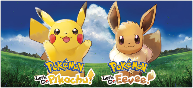 Review: Pokémon: Let's Go, Pikachu! & Let's Go, Eevee! (Nintendo Switch)