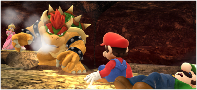 How to train a Bowser amiibo in Super Smash Bros. 4