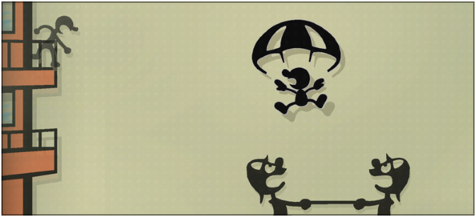 How to train a Mr. Game & Watch amiibo in Super Smash Bros. 4