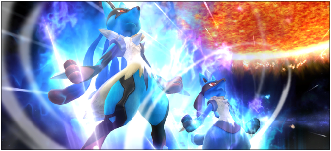 How to train a Lucario amiibo in Super Smash Bros. 4