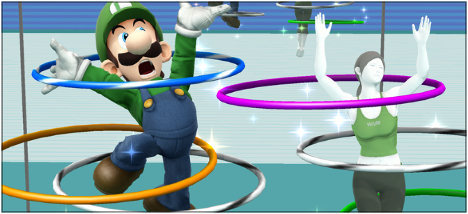 How to train a Luigi amiibo in Super Smash Bros. 4