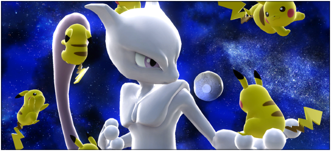 How to train a Mewtwo amiibo in Super Smash Bros. 4