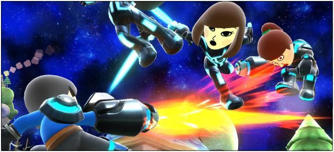 How to train a Mii Gunner amiibo in Super Smash Bros. 4