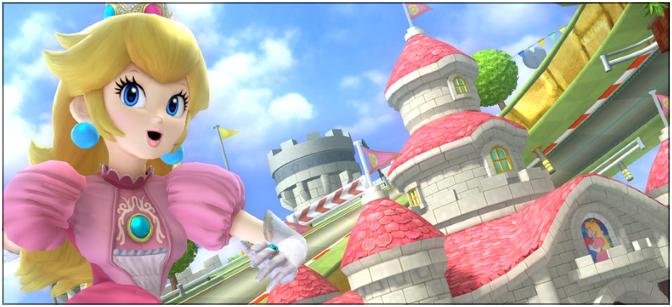 How to train a Peach amiibo in Super Smash Bros. 4