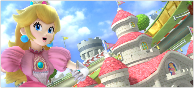 How to train a Peach amiibo in Super Smash Bros. 4