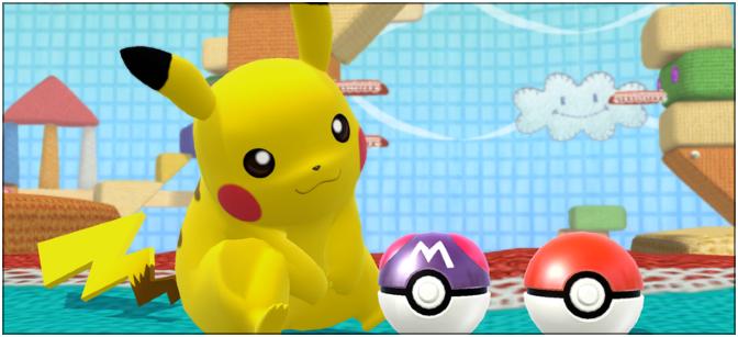 How to train a Pikachu amiibo in Super Smash Bros. 4