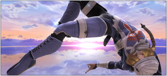 How to train a Sheik amiibo in Super Smash Bros. 4