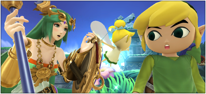 How to train a Toon Link amiibo in Super Smash Bros. 4