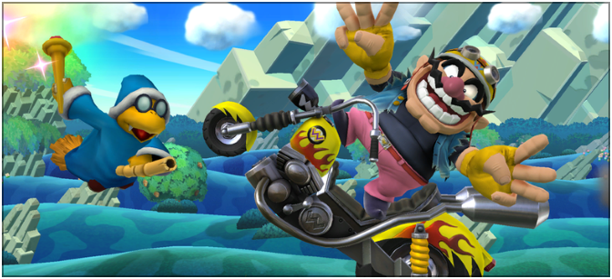 How to train a Wario amiibo in Super Smash Bros. 4