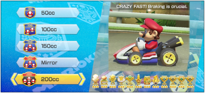 How to win 200cc races in Mario Kart 8 Deluxe