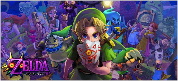Review: The Legend of Zelda: Majora's Mask 3D (Nintendo 3DS)
