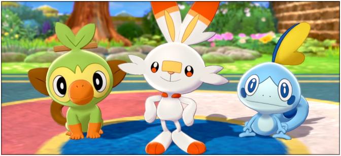 First Impressions: Pokémon Sword & Shield Nintendo Direct